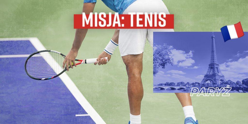 40 PLN od Betclic na mecze tenisowe. Bonus online za obstawianie!